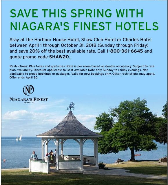 Niagara Finest Hotels